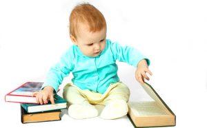 بذر کتابخوانی را از کودکی بپاشید!