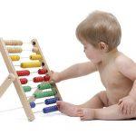 روش های آموزش اعداد به کودک نوپا