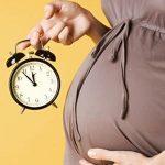 علائم شروع زایمان در زنان باردار