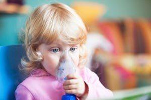 بیماری آسم در کودکان و درمان آن