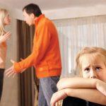کاهش بحث و اختلاف والدین