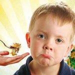 برخورد با مشکلات تغذیه ای نوپا
