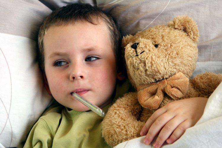 بیماری هپاتیت در کودکان