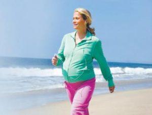 فواید پیاده روی در بارداری، نکات مهم