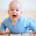 کمک به رشد جسمانی نوزاد سه ماهه