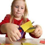 کار کردن کودک با قیچی_حتما بخوانید