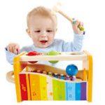 کمک به رشد جسمانی نوزاد دوازده ماهه