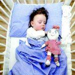 نکات مهم خواب راحت کودک