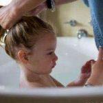 ترس کودک از حمام_حتما بخوانید
