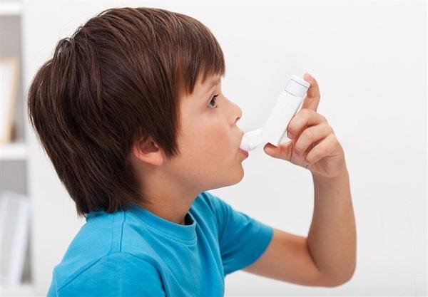 آسم کودکان
