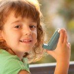 جلوگیری از تشدید آسم کودکان در زمستان