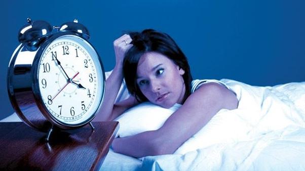 ارتباط بی خوابی با نابارروی