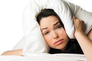 عوارض بی خوابی در زنان، نازا نشم!
