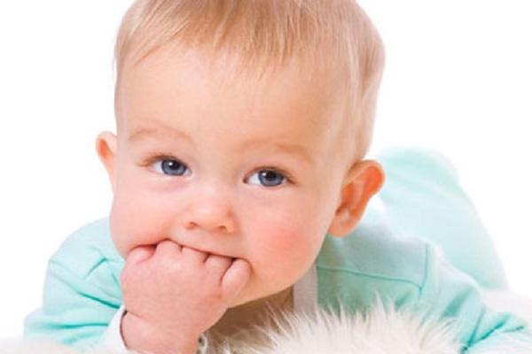 ژل دندان نوزادان